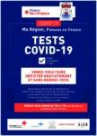 Campagne de dépistage Tests PCR au complexe André Malraux le Samedi 16 janvier 2021